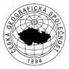 Česká geografická společnost logo