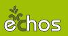 ECHOS o.s. - Železnorudsko logo