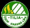 ZO ČSOP Tilia Krásná Lípa logo