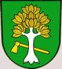 Obec Strání logo