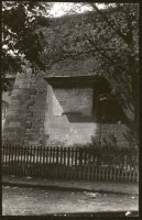 Základní kámen foto před rokem 1939