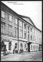 Radnice historické foto