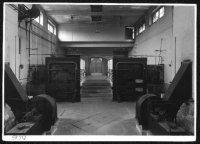 Vnitřní zařízení krematoria