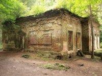 Bývalý Modrý dům vTerčině údolí
