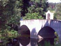 Část vesnické památkové zóny obce Varvažov vokr. Písek