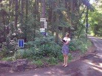 Novovrážovský rybník– rozcestí Háj