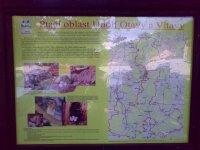 Ptačí oblast Údolí Otavy a Vltavy– informační cedule