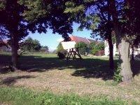 Pohled na část obce Radomilice