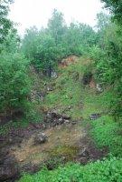 Přírodní památka Geologické varhany