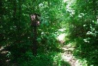 Přírodní rezervace Andělova zmola– cedule