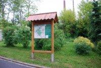 Přírodní park Velký Kosíř– informační cedule