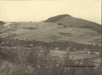 Pohled na Bílou horu okolo roku 1910