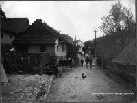 Horní korýtko počátkem 20.století
