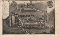 Veduta města zroku 1727