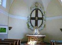 Oltář kostela sv. Františka Serafinského