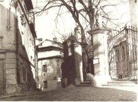 Armanka na historické fotografii zr. 1945
