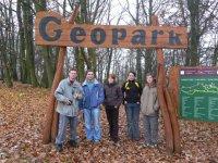 Vstup do prožitkového geoparku