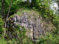 Basaltic jointing
