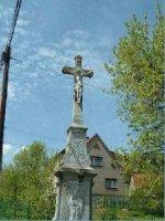 Kříž vMěrkovicích