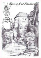 Tajmný hrad Fürstenwalde