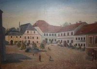 Nowak Olejomalba, 1908, Kašperskohorské náměstí