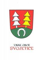 Znak obce Svojetice
