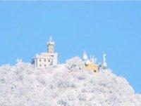Meteorologická observatoř Milešovka