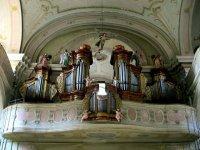 Varhany vkostele sv. Petra a Pavla