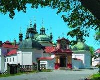 Poutní kostel Klokoty