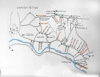Mapa domů a vlastníků