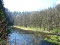 Řeka Moravice