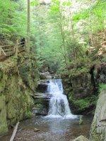 Rešovské vodopády 3