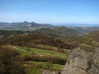 Porta Bohemica zHolého vrchu