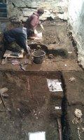 Archeologický průzkum kostela